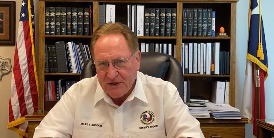 Montgomery County Judge, deputy constable involved in crash