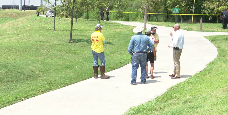Child's body found in Brays Bayou, police say 'high probability' it's missing 2-year-old