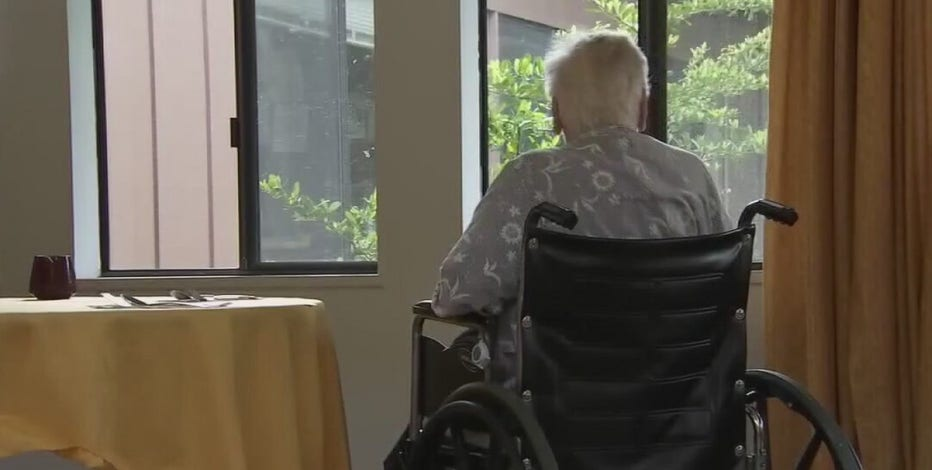 With strict guidelines, visitors now allowed at nursing homes in Texas