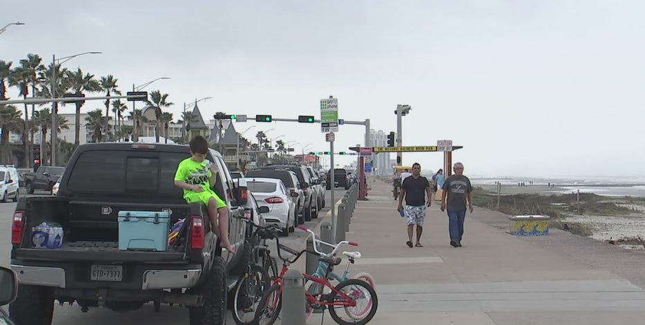 Galveston County, City of Galveston officials closely watching Hurricane Delta