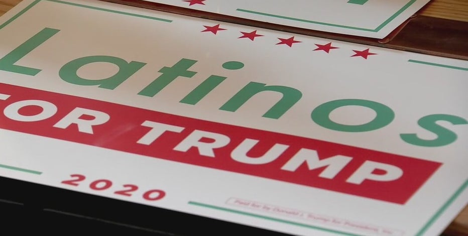 Polls: More Latinos vote for President Trump in Texas than in 2016