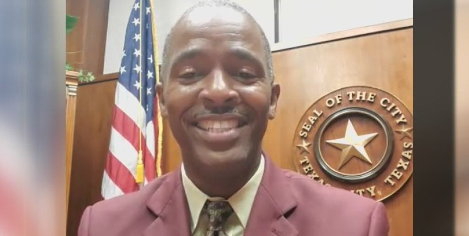 Texas City elects its first Black mayor