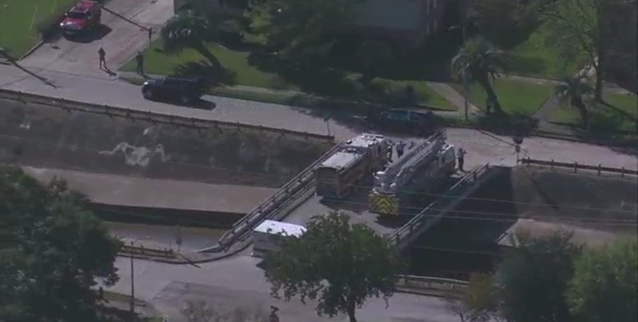 Procession held for fallen Houston Police Department Sgt. Sean Rios