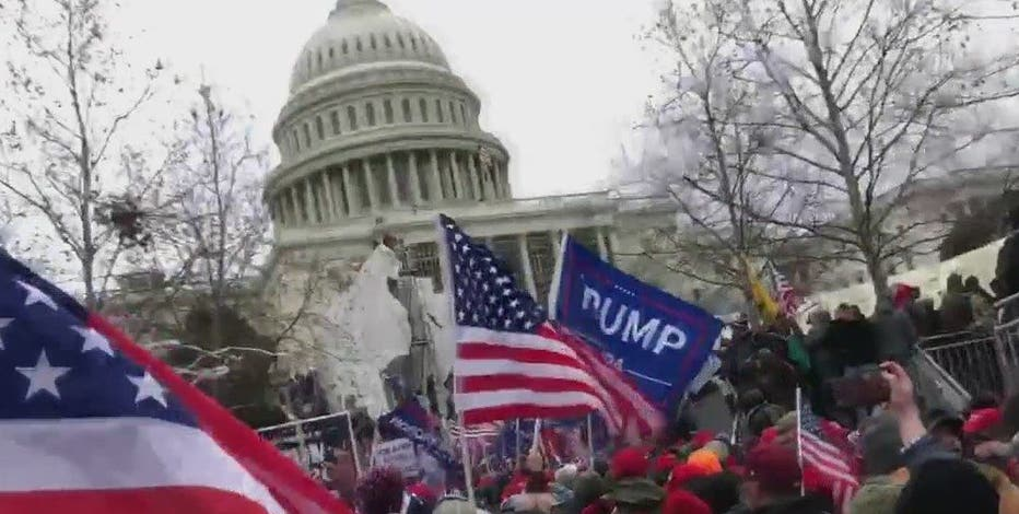 Houston man describes Capitol chaos during protest in DC