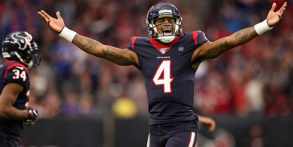 Second lawsuit filed against Houston Texans QB Deshaun Watson