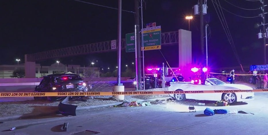 2 killed during illegal street meet up in NW Harris County