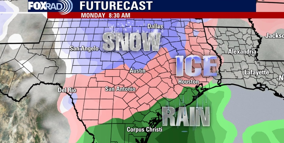 Arctic blast is coming to southeast Texas: What you need to know