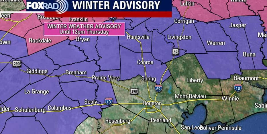 Third round of winter weather to impact southeast Texas: What you need to know