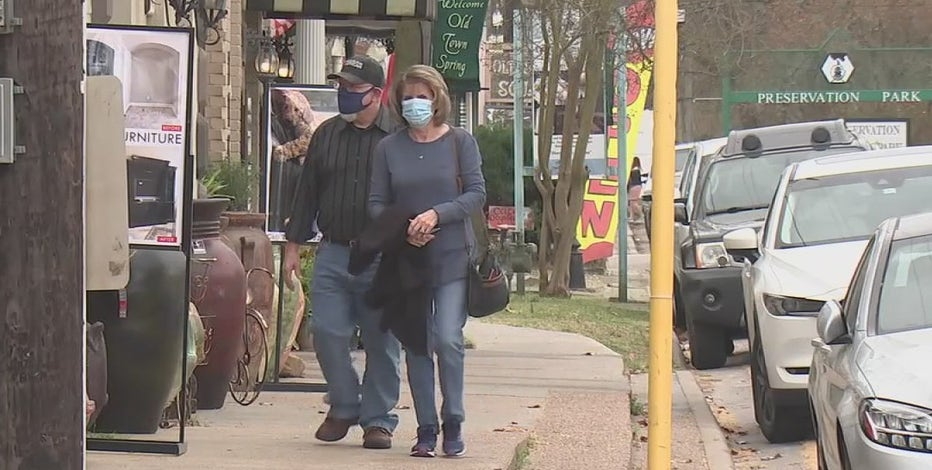 Businesses react to first day without mask mandate