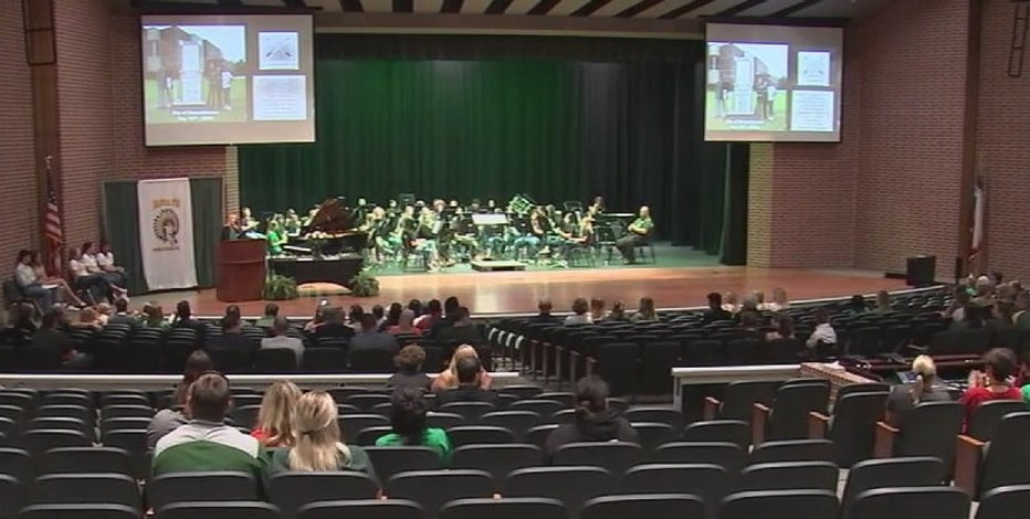 Santa Fe community pays tribute to fallen 10 three years after deadly shooting