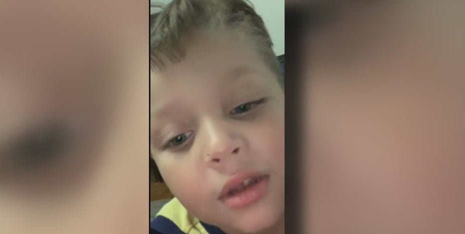 Through her attorney, mother of missing 5-year-old implicates father