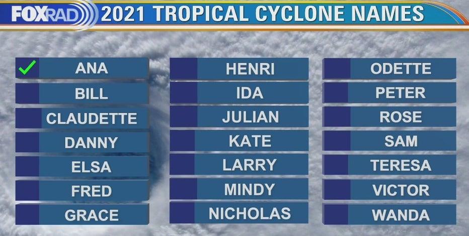 2021 Atlantic hurricane season officially begins June 1