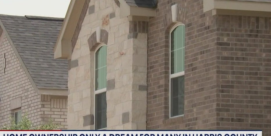 Dream of home ownership getting harder to make a reality- What's Your Point