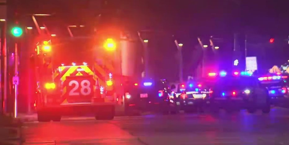 HPD: Suspect remains at large following officer-involved shooting at Galleria Mall