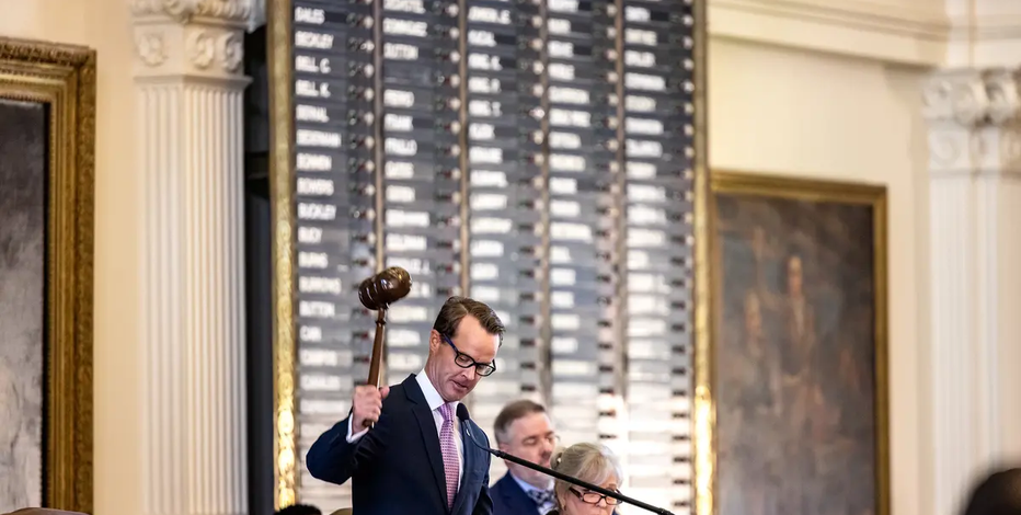Texas House Speaker signs arrest warrants for absent Democrats in bid to end chamber's weekslong stalemate
