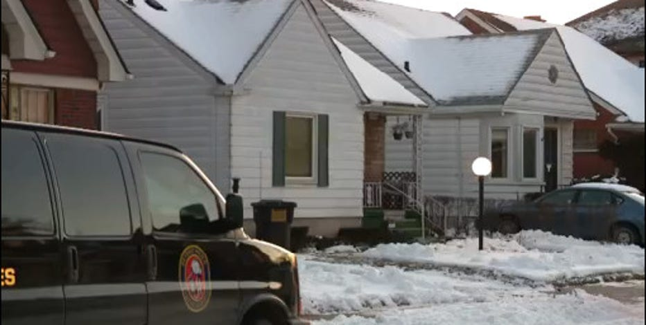 Elderly Detroit man found dead inside Pilgrim home, suspect arrested