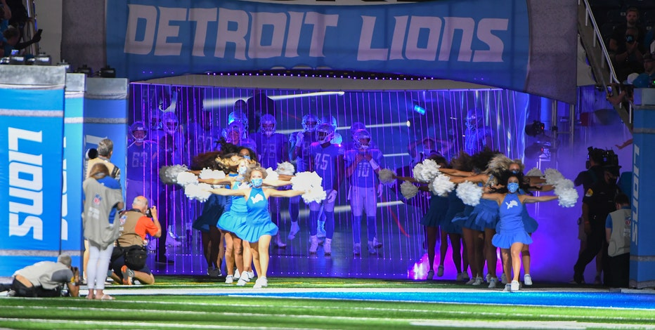 What to expect at Ford Field as fans return to Detroit Lions games