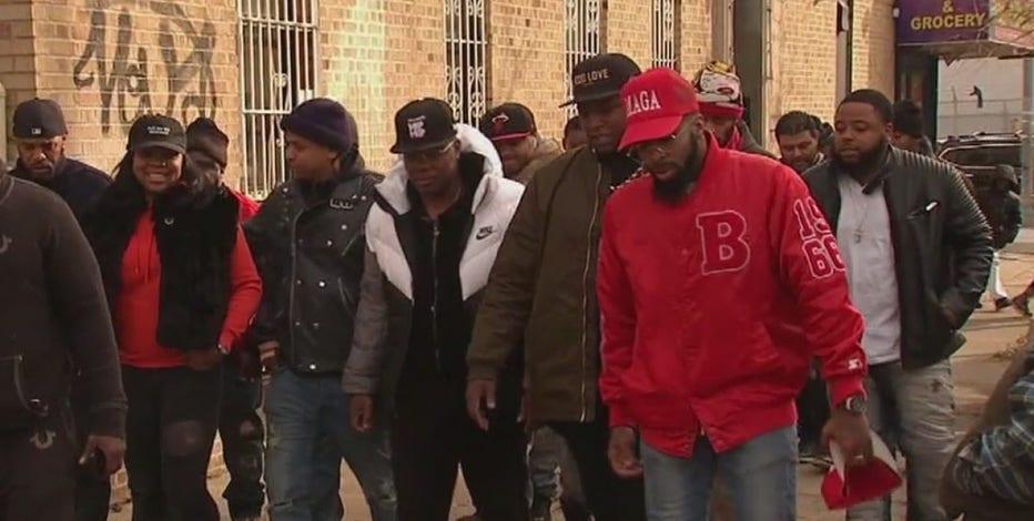 Former gang members unite to help Brooklyn community