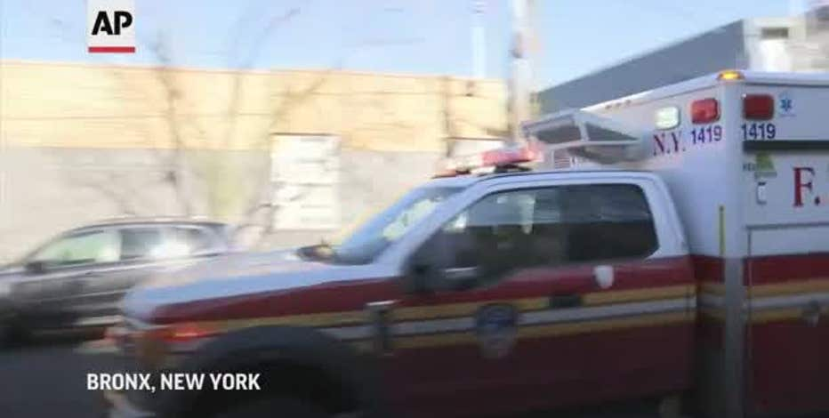 City Under Siege: 24 hours in the fight to save New York
