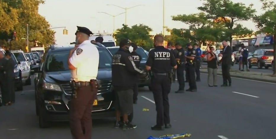 Gun violence soars in New York City; dozens of shootings in recent days