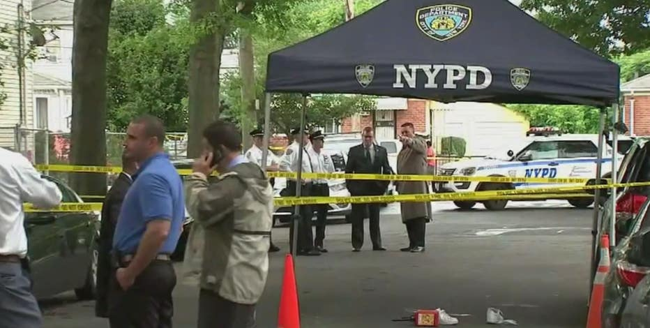 Shootings up 130% in New York City
