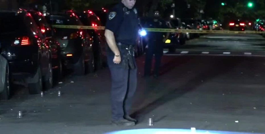VIOLENT SURGE: Shootings up 166% in NYC