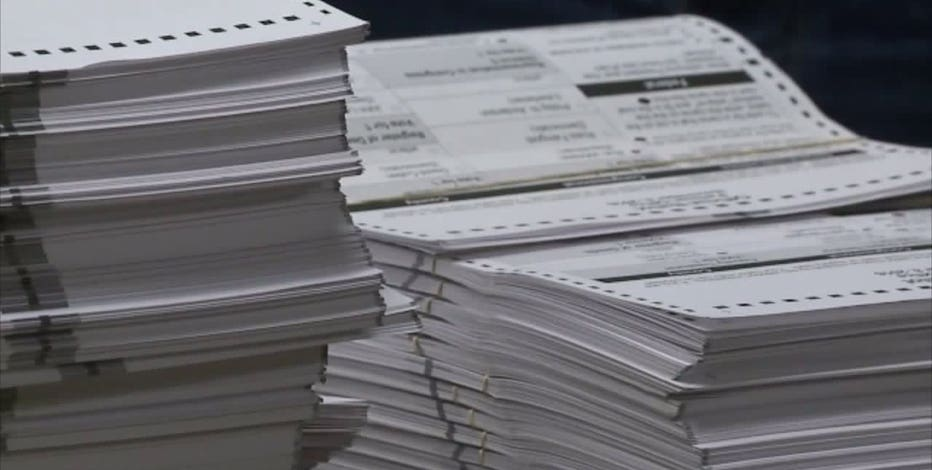 Trump campaign files for vote recount in Milwaukee, Dane counties