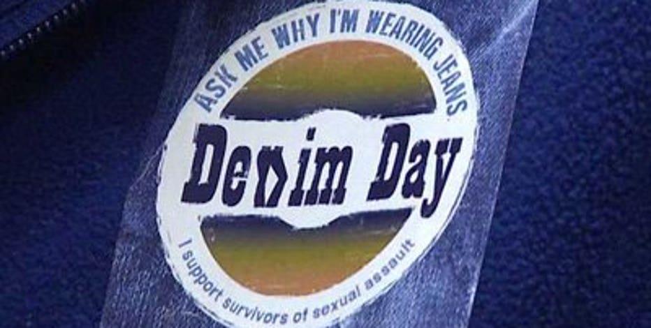 Denim Day in Milwaukee: Mayor urges support for sex assault survivors