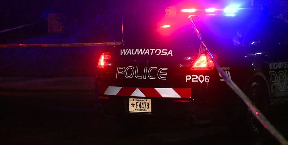 Wauwatosa Police Officer Joseph Mensah suspended by city's Police and Fire Commission