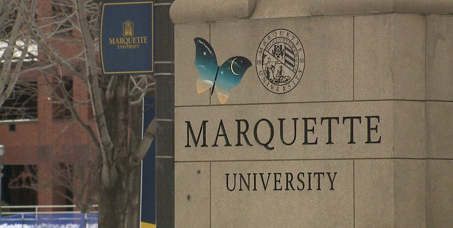 Marquette University police investigate armed robbery near 23rd and Wells