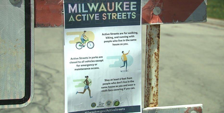 Active Streets for walking, biking, running shut down for season