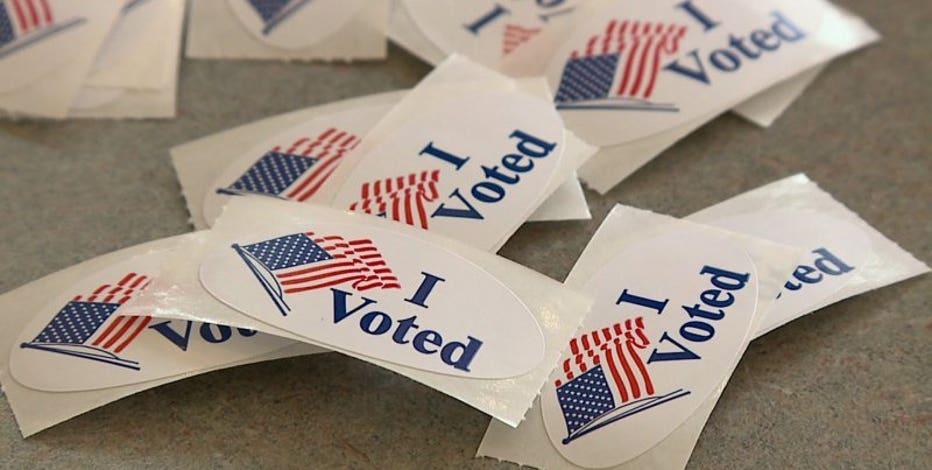 Wisconsin's online voter registration deadline is Oct. 14