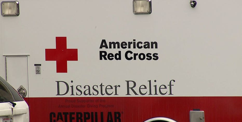 Red Cross opens additional cooling centers after storms cut power