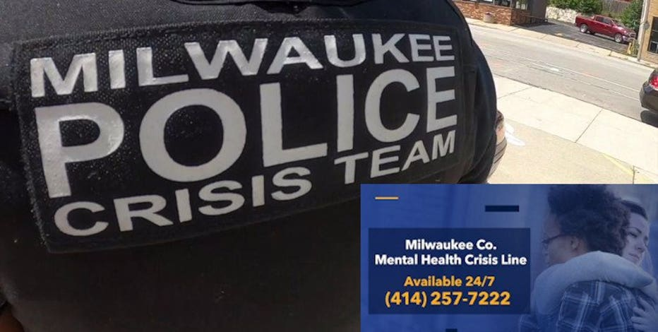 'There is hope:' MPD crisis response teams provide mental health help, education