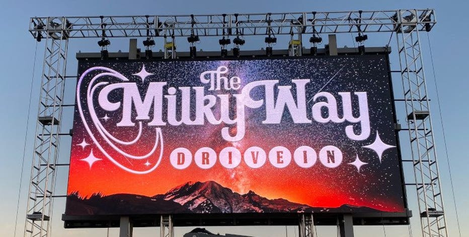 Milky Way Drive-In movie 'Fright Nights' announced
