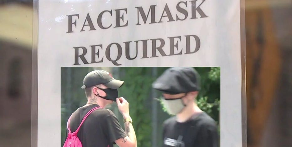 Marquette poll shows 69% agree masks should be required in all public places