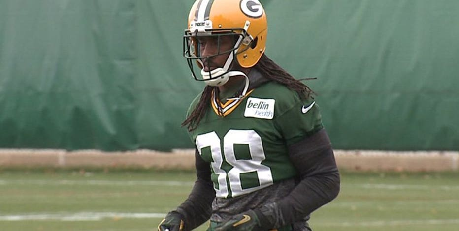 Packers sign veteran Tramon Williams to practice squad