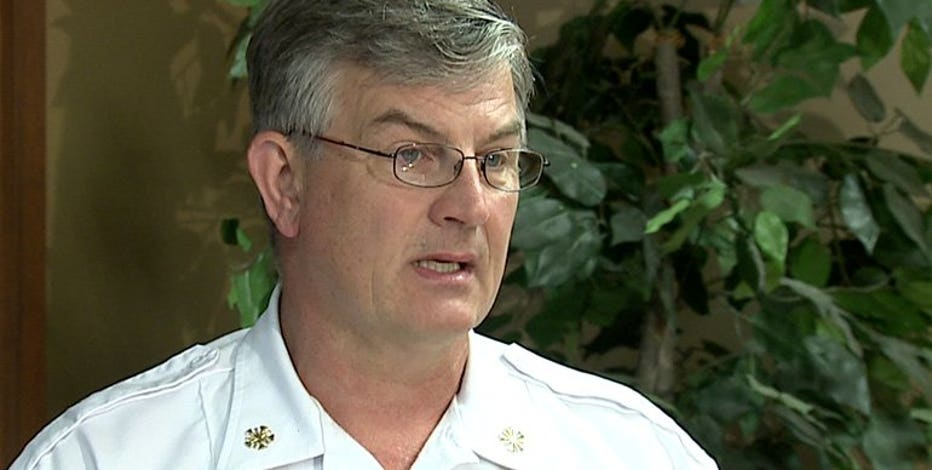 Milwaukee's fire chief announces retirement after 10 years on job