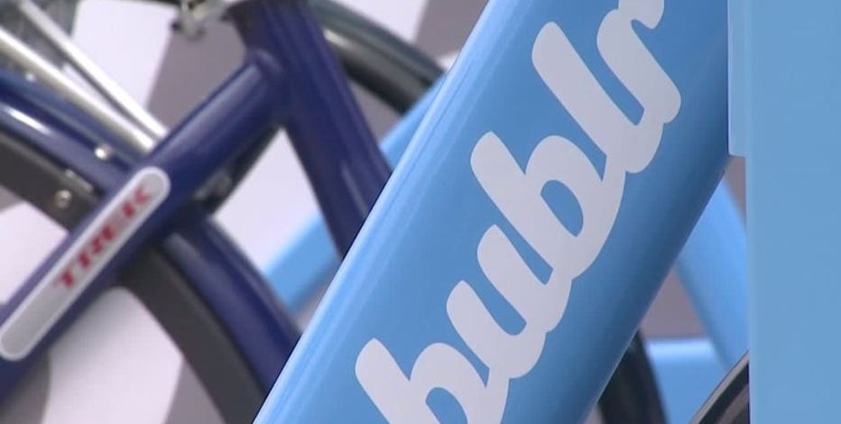 Bublr Bike offers free 30-minute rides on Election Day