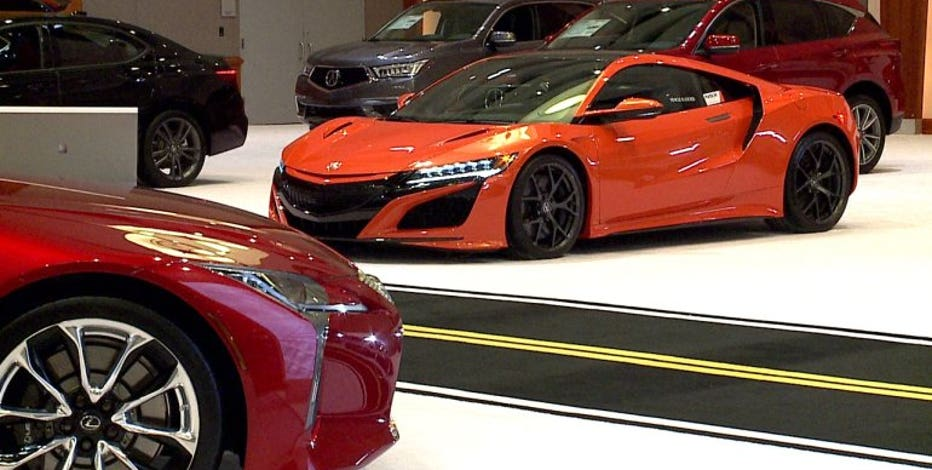 2021 Milwaukee auto show to take place at Wisconsin State Fair Park
