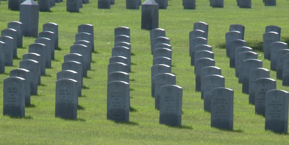 Long delays for burials at veterans cemetery in Union Grove