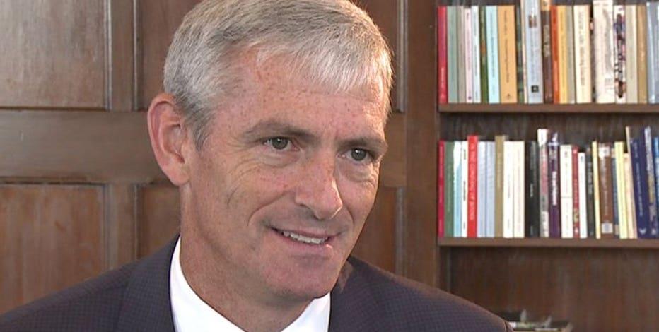 Marquette president COVID positive, had 'mild cold-like symptoms'