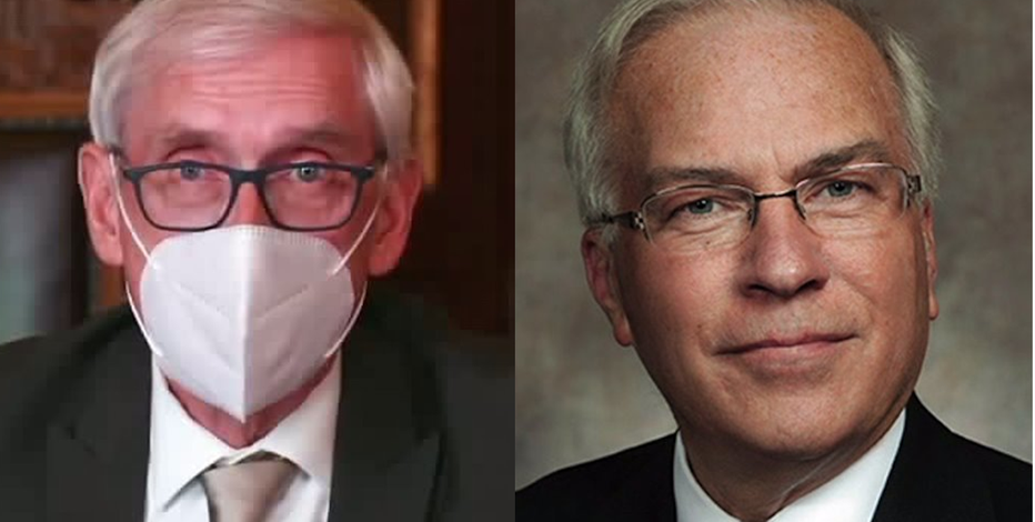 Republican lawmaker calls for emergency session to kill Gov. Evers' statewide mask mandate