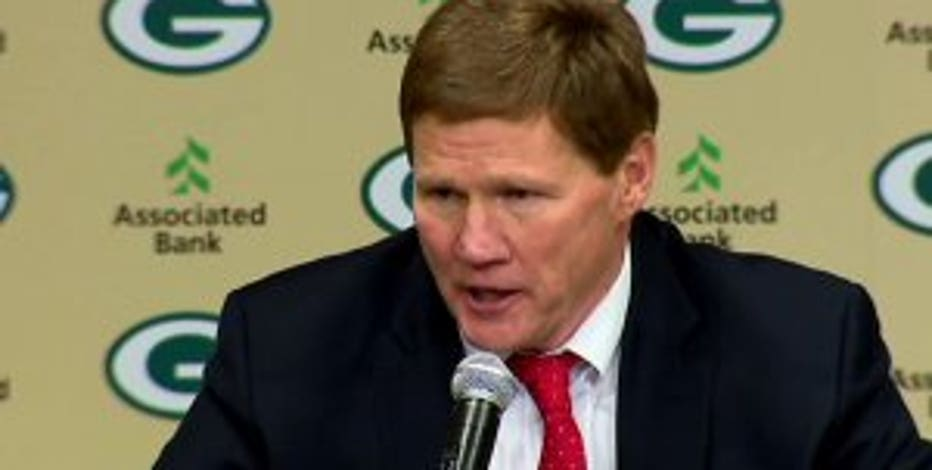 Packers CEO Mark Murphy says team shouldn't have to 'stick to sports'