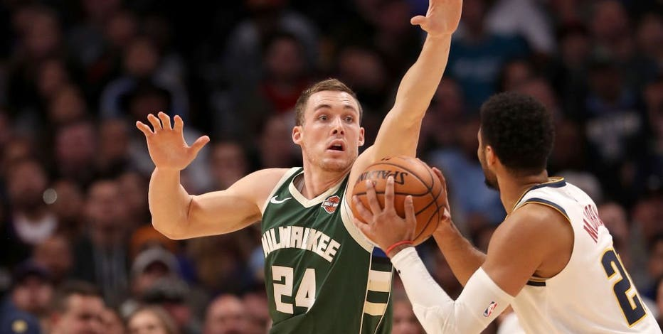 Bucks player Pat Connaughton to pay for new gym at Neighborhood House of Milwaukee