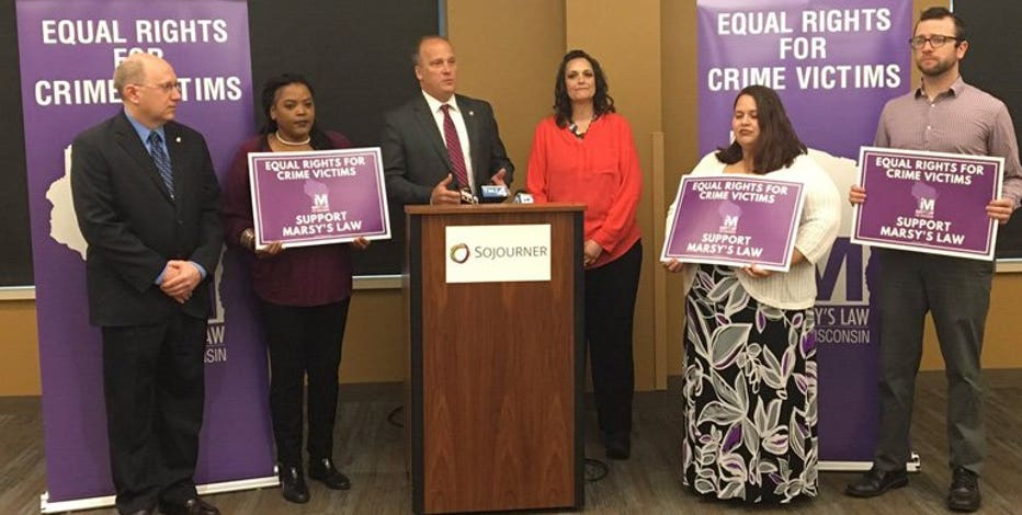 Schimel, victim advocates back constitutional amendment giving crime victims more rights