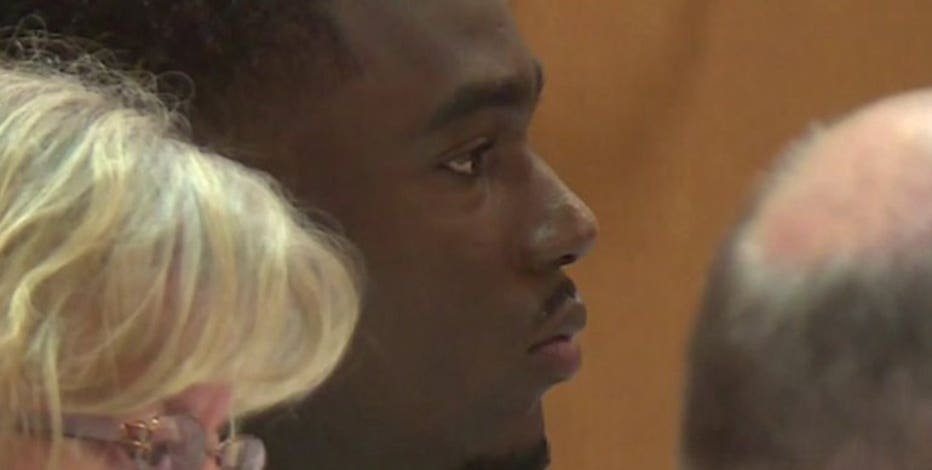 Former Wisconsin football player Quintez Cephus found not guilty of rape