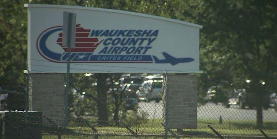 Plane makes safe emergency landing at Waukesha County Airport