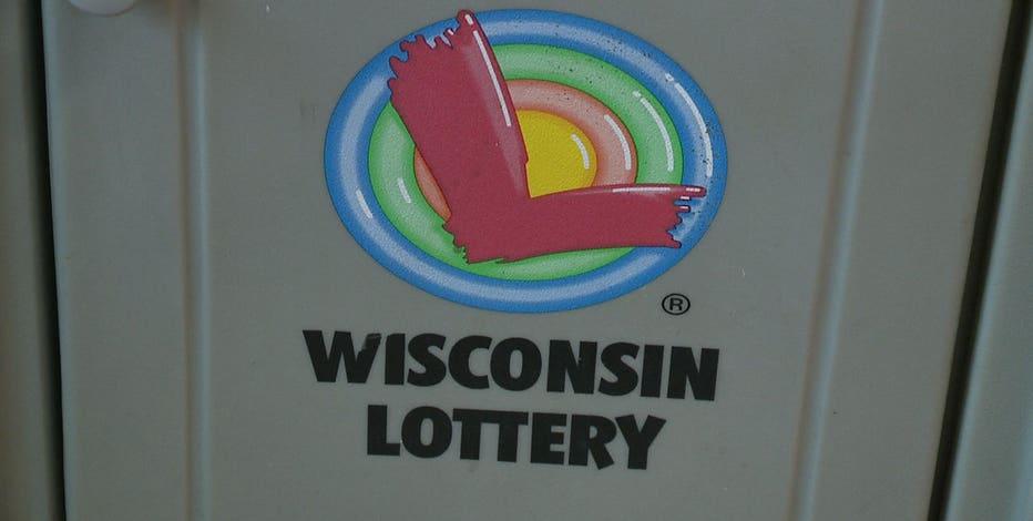 Wisconsin Lottery's $248,000 'Badger 5' jackpot split 7 ways