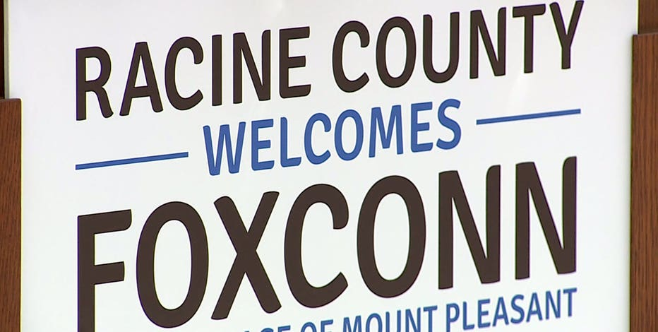 Foxconn Mount Pleasant LCD plant hasn't materialized 4 years later